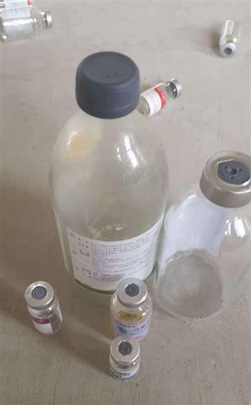 河北盐水瓶回收